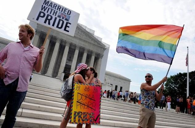 hvilke rettigheder har homoseksuelle i usa