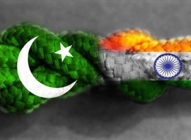 land mellem indien og kina